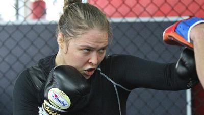 UFC 184 Preview: 'Day has come' for Ronda Rousey to face Cat Zingano