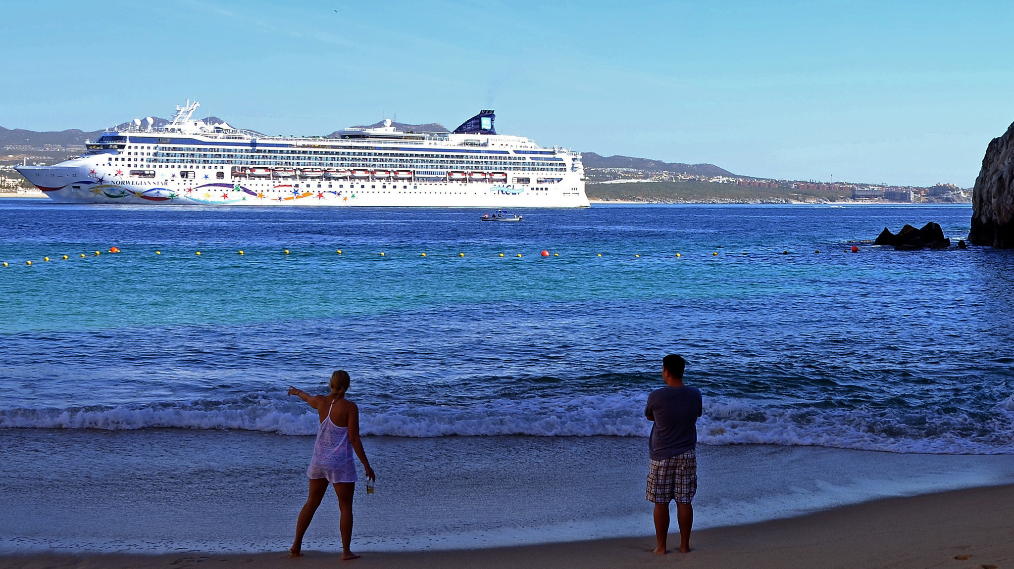 Spring break plans are smooth sailing on a cruise