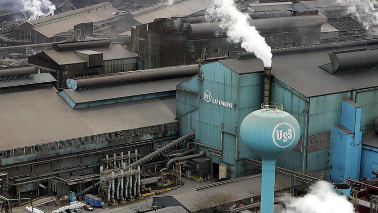 U.S. Steel closing Gary Works coke plant -Tribune