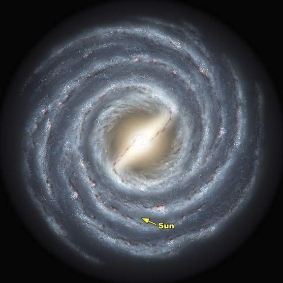 Scientists shocked by far-out star clusters on fringes of Milky Way