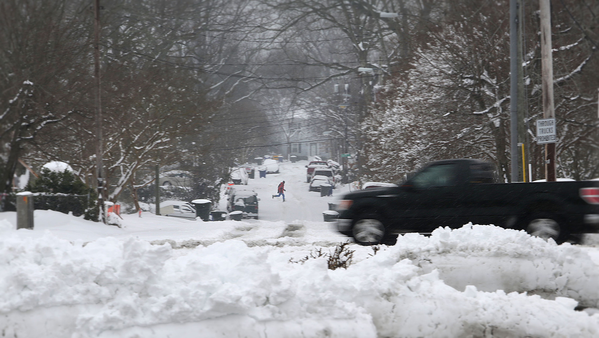 Snow will melt after warmer weather but drivers should watch for slick spots daily press
