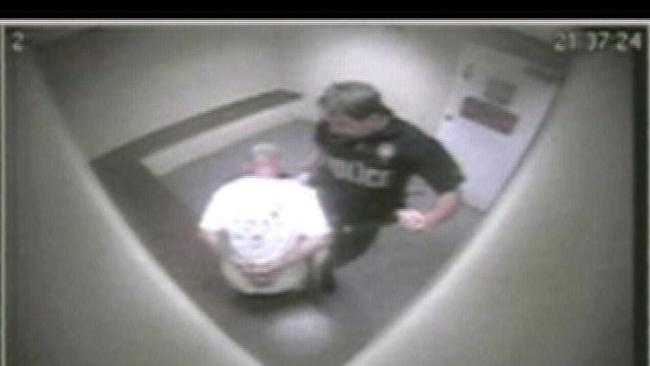 OPD Officer Peter Delio accused of using excessive force