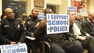 Police school hearing