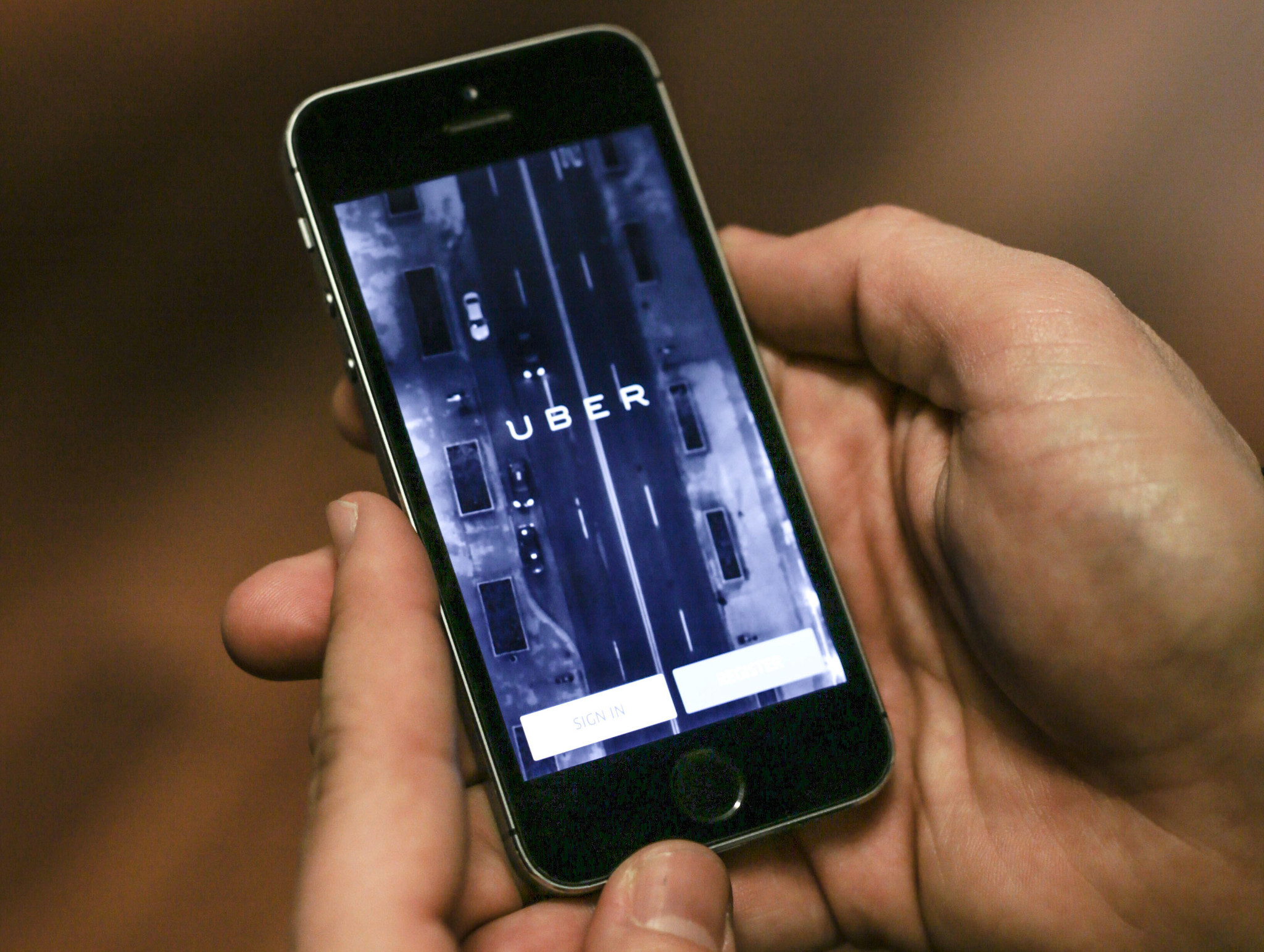 Uber security breach may have