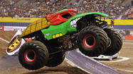 Happening Sunday: Monster Jam, Ryes Up Against Cystic Fibrosis, and more