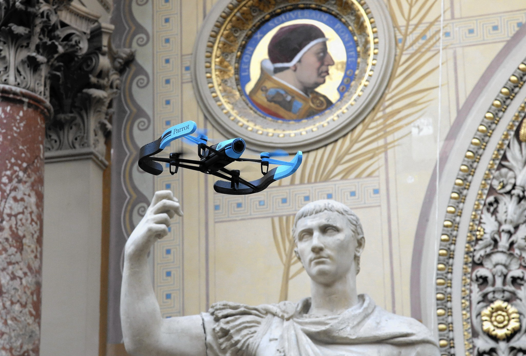 We must ban drones before it's too late
