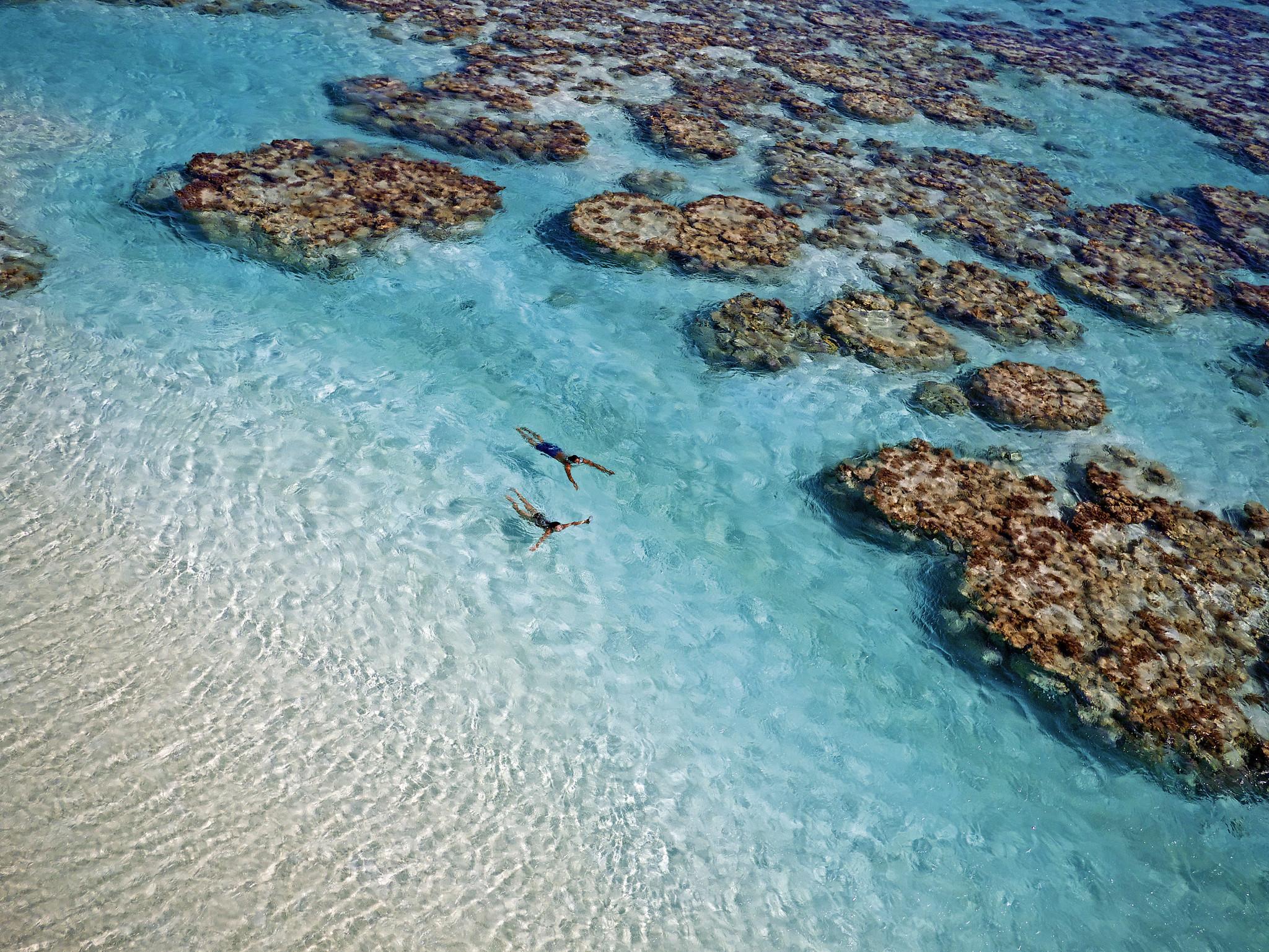 Marlon Brando's island paradise in Tetiaroa, French Polynesia