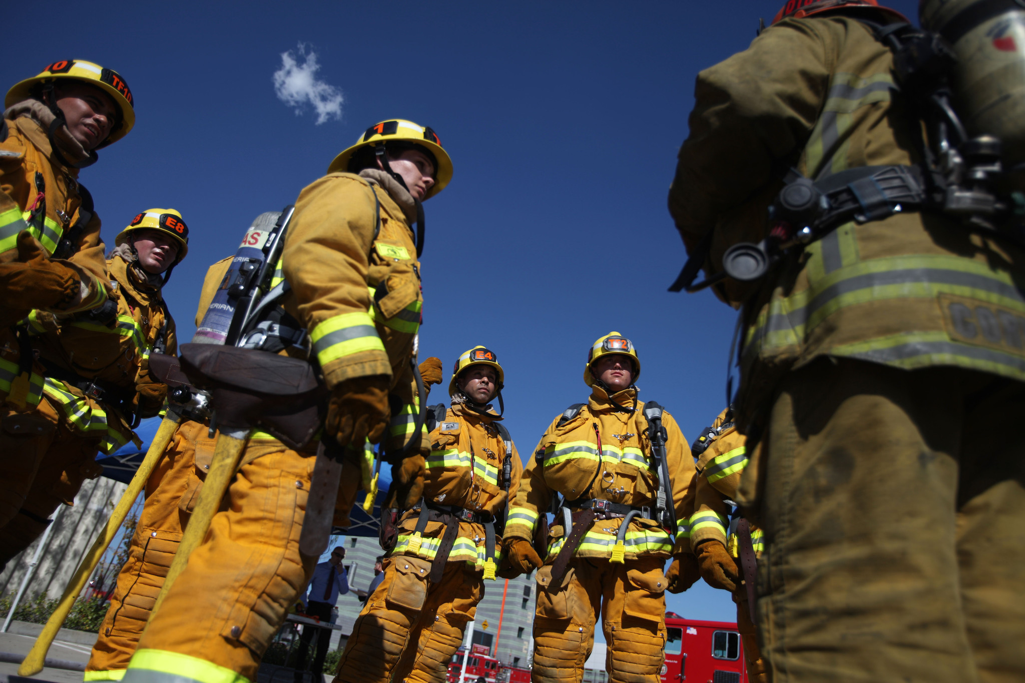 LAFD failed to properly inspect hundreds of hazardous sites, state says