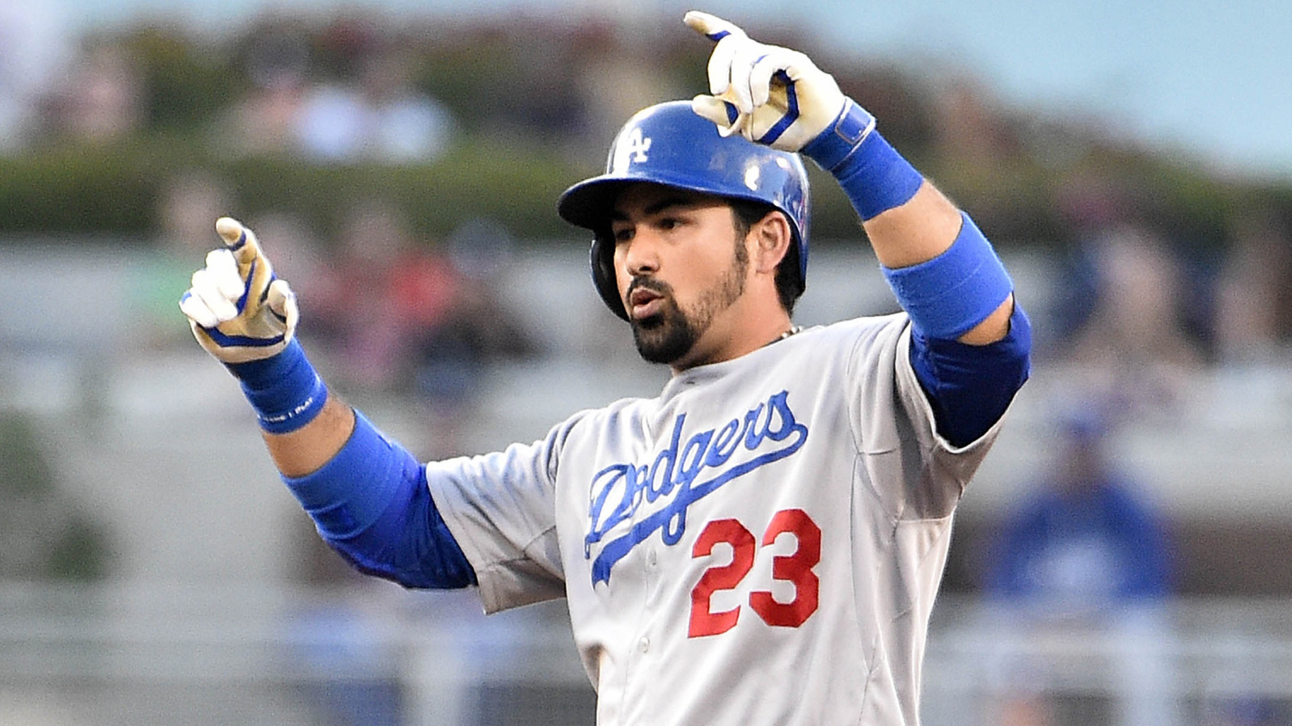 Dodgers' Adrian Gonzalez supports new pace-of-game rules - LA Times
