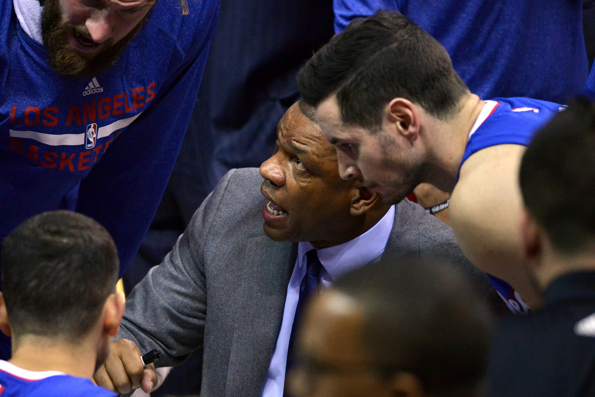 Clippers give a nod to NBA's new public report on officials' calls