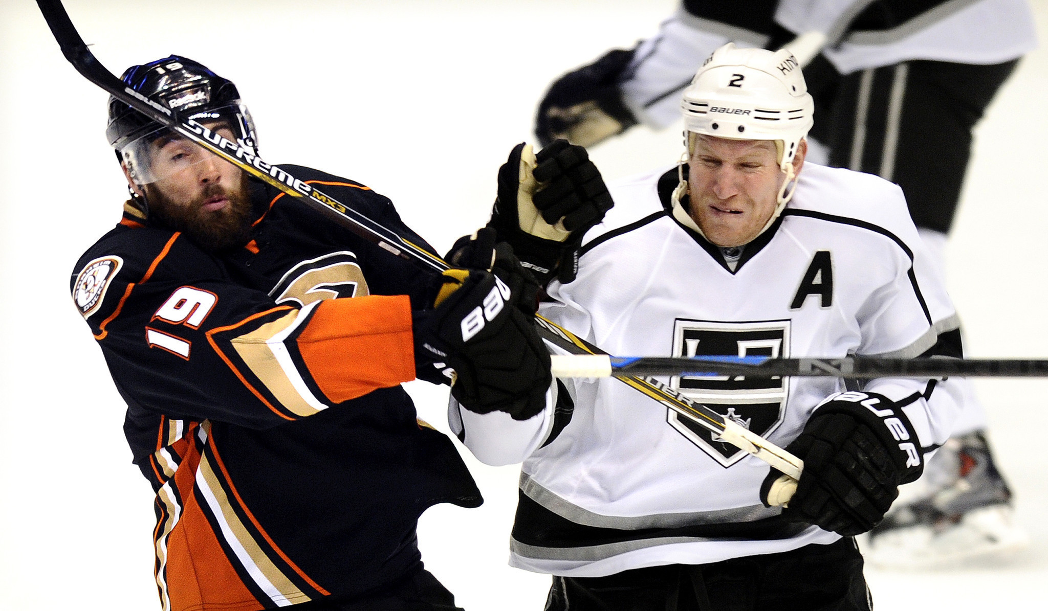 Kings, Ducks Put Up A Fight That Would Be Great To See In Postseason