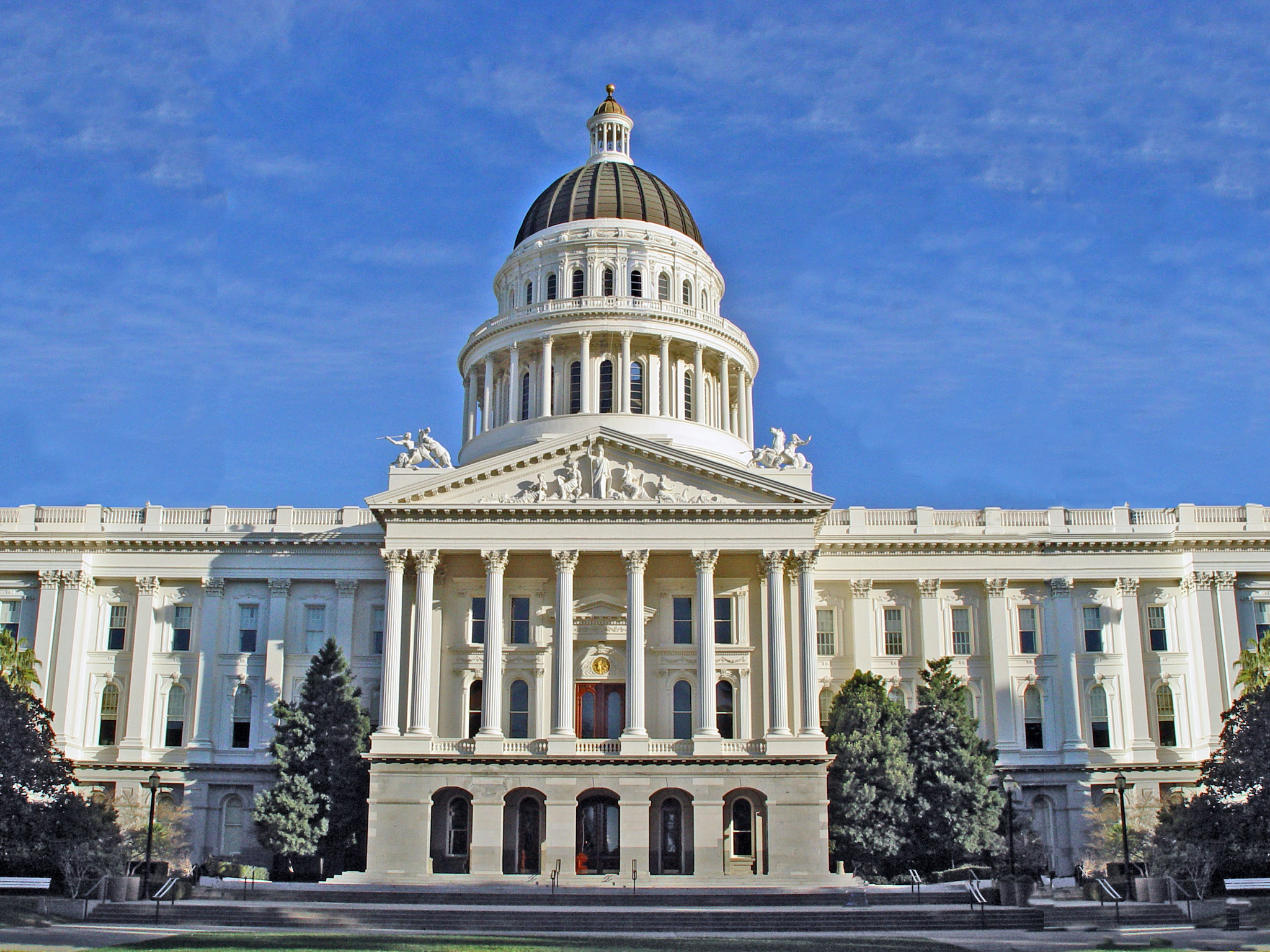 The state Capitol. (Sacramento Convention & Visitors)