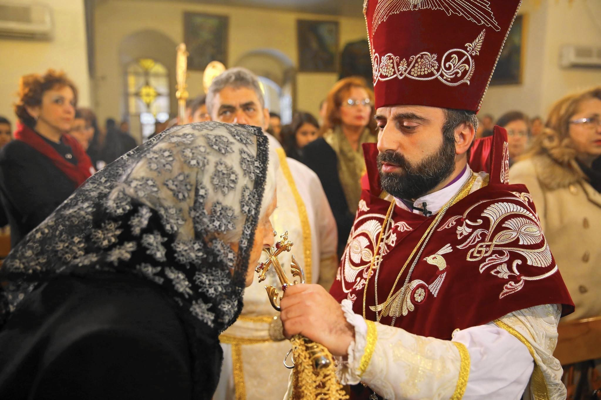 For Syrian Armenians, exodus evokes flight from genocide a century ago