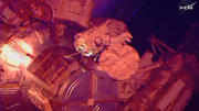 Astronauts try to complete tricky cable repair outside space station