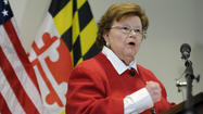 Sen. Barbara Mikulski announces retirement