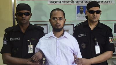 Arrest made in slaying of Bangladeshi American blogger Avijit Roy