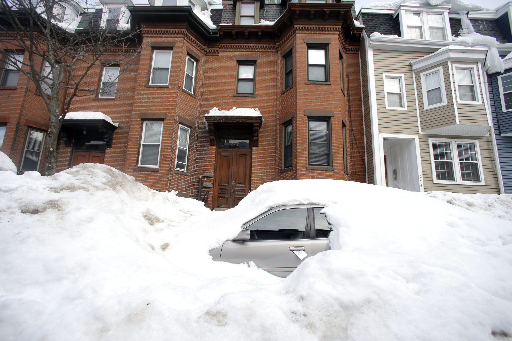 Boston snow crisis it could be weeks before city is fully functioning la times