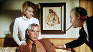 In 'Point Blank,' Lee Marvin kills people, mattresses, everything