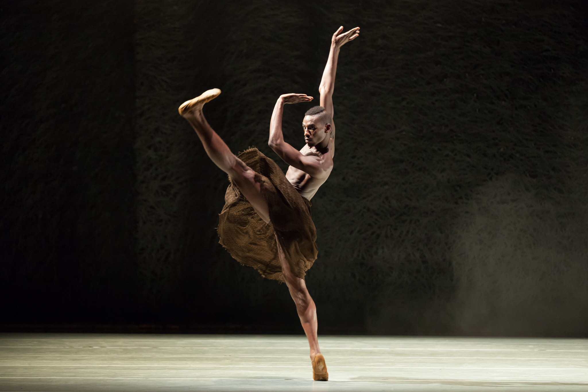 DANCE: Preview of Alonzo King LINES Ballet at Harris ...