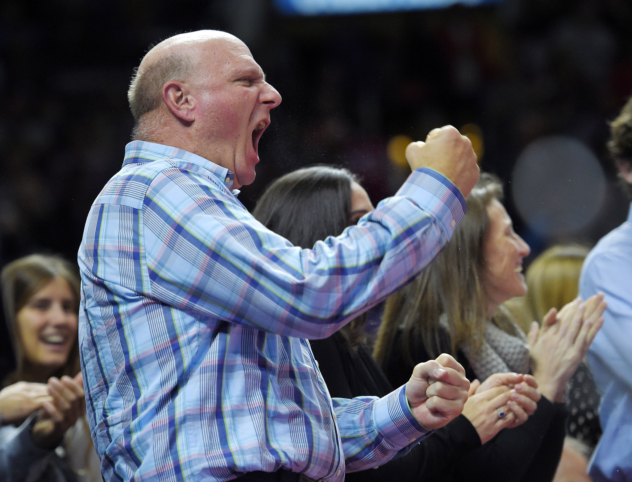Steve Ballmer is richest team owner in world, according to Forbes