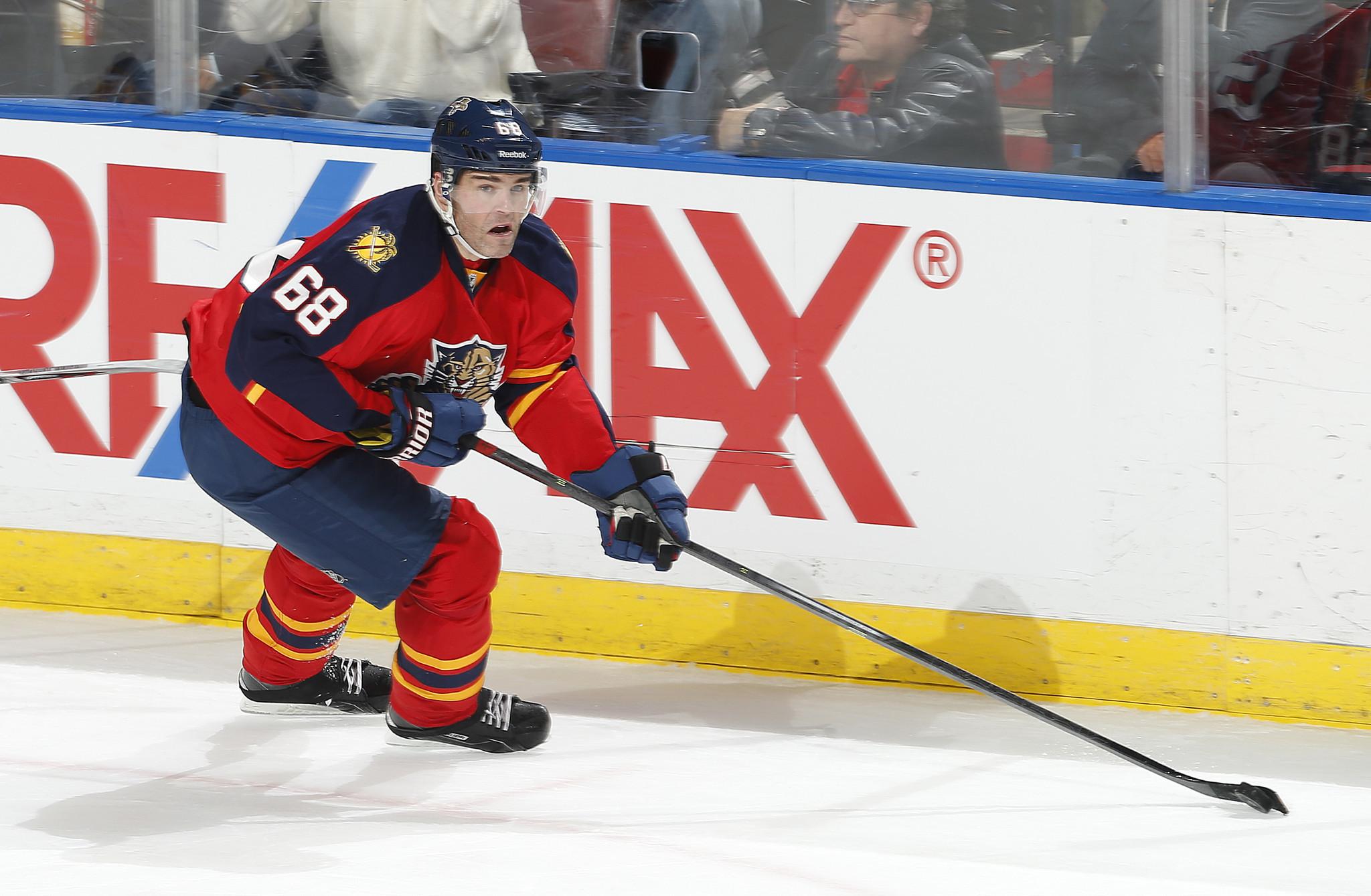 NHL pluses and minuses: Jaromir Jagr is enjoying Florida