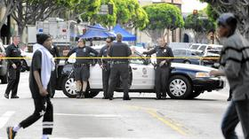Sources: LAPD body cameras show struggle with homeless man