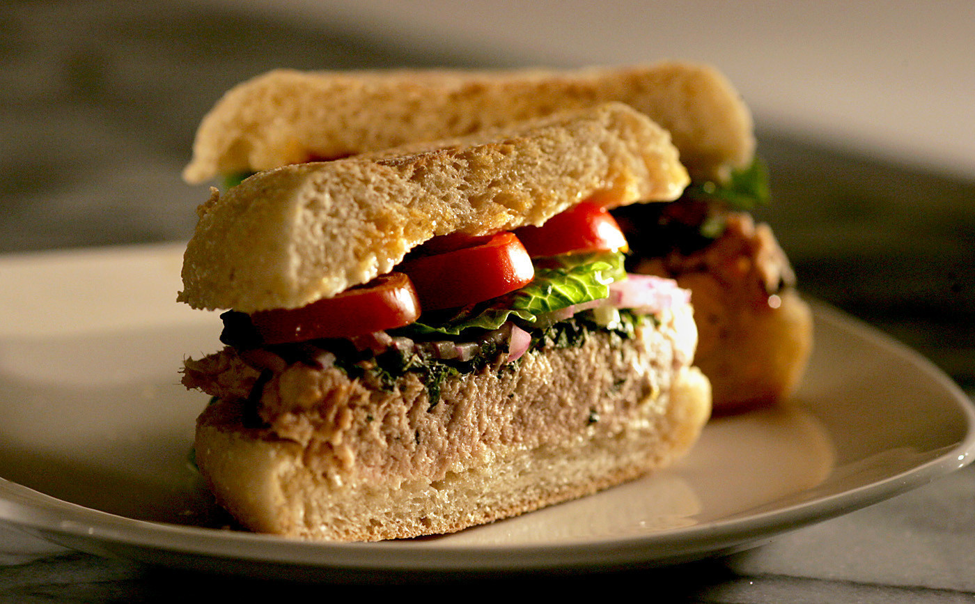 News Reality - Easy dinner recipes: Best tuna sandwich ever?
