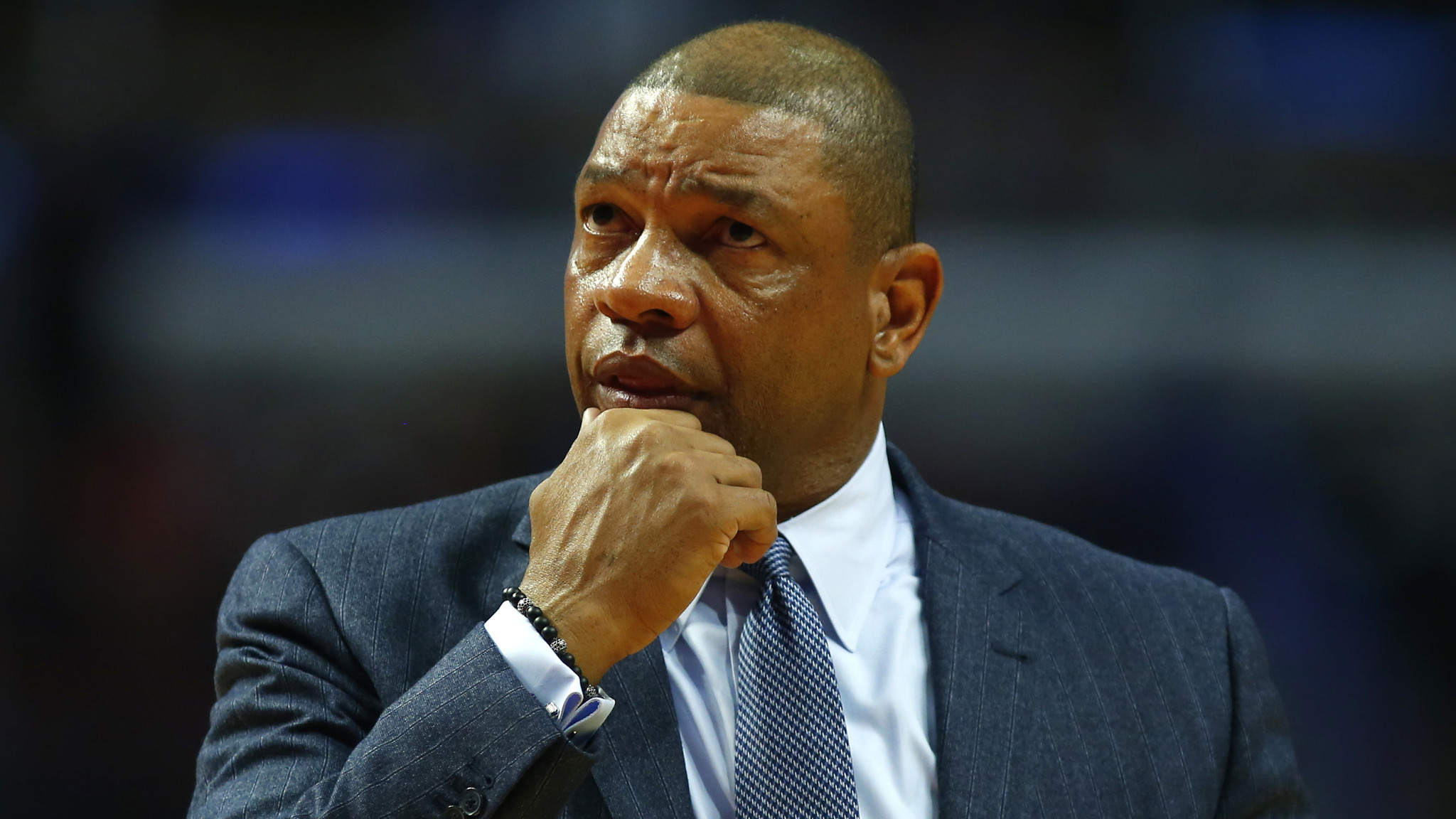 Doc Rivers son defends him against criticism by Clippers super