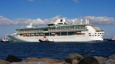 Royal Caribbean saying goodbye to Splendour of the Seas