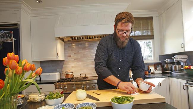 Michael Cimarusti And Crisi Echiverri S Home Kitchen