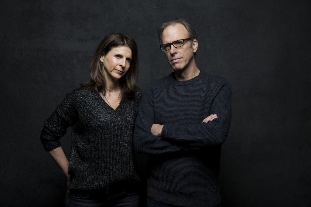 Producer Amy Ziering and director Kirby Dick. (Jay L. Clendenin / Los Angeles Times)