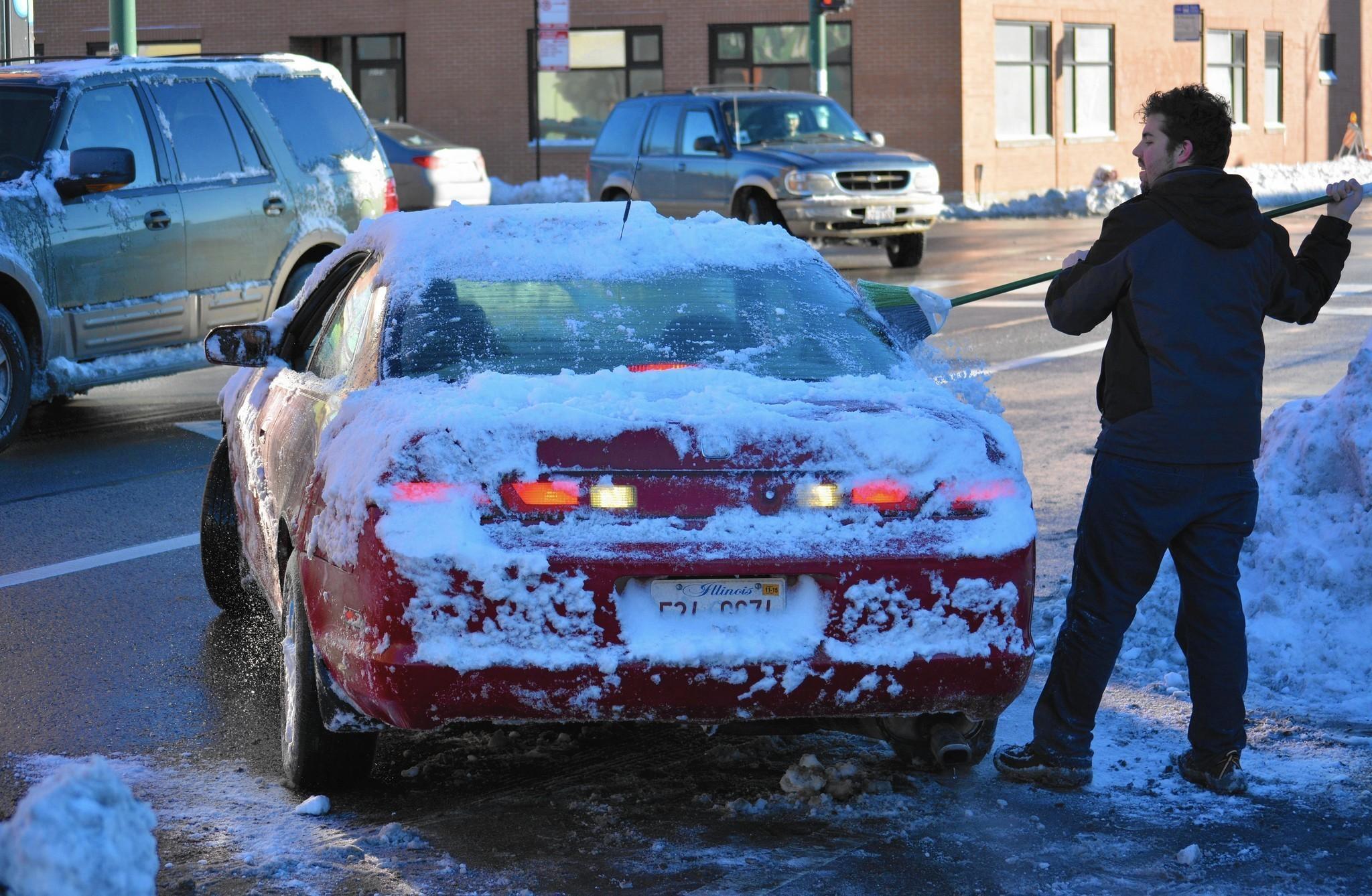 Should I Wash My Car In Winter