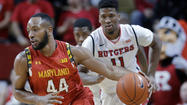 Terps lose momentum in second half, but still beat Rutgers, 60-50