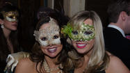 The Party and The Pendulum: A Poe Masquerade Ball in Photos