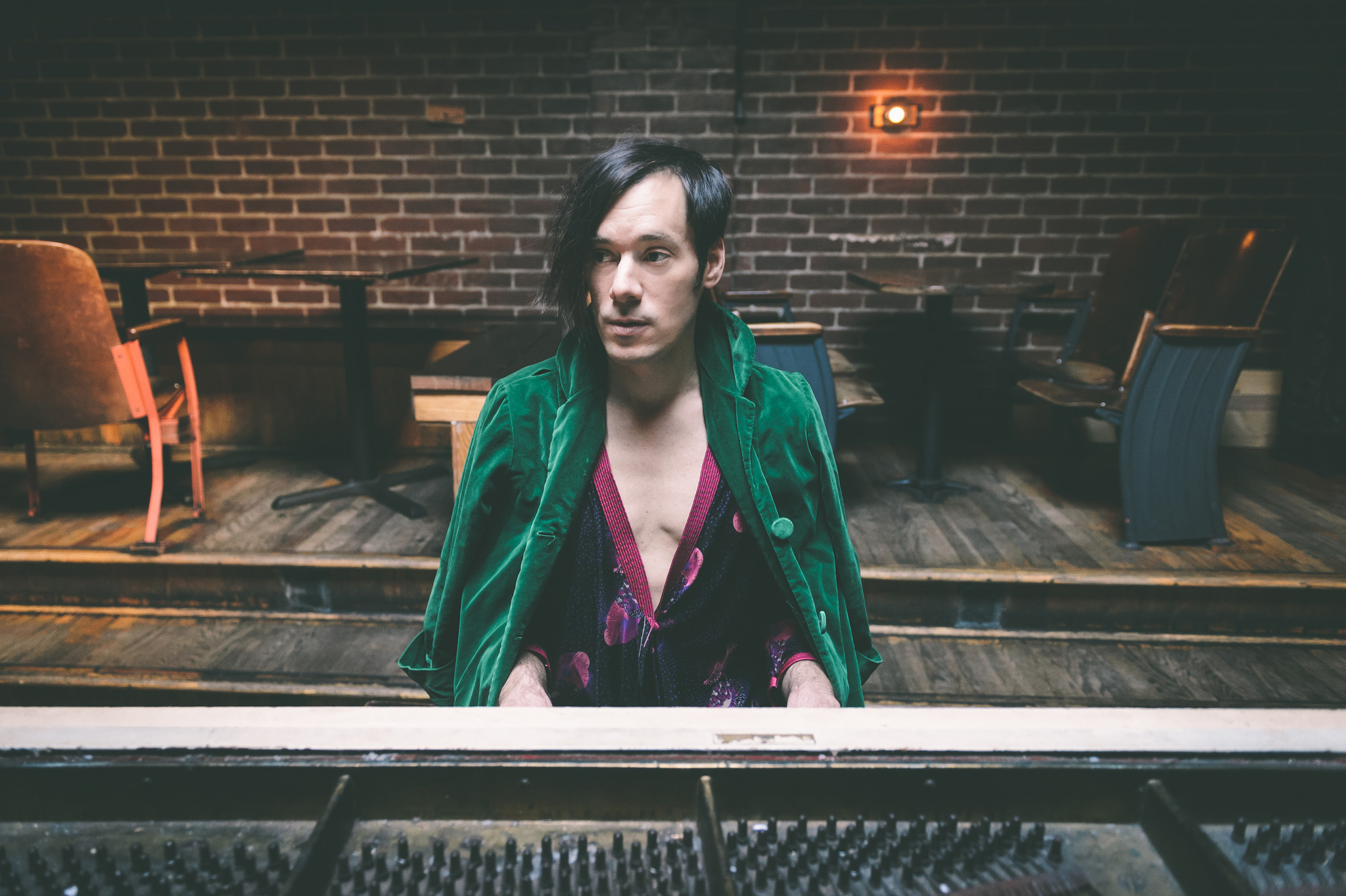 Kevin Barnes Of Of Montreal Discusses Aureate Gloom
