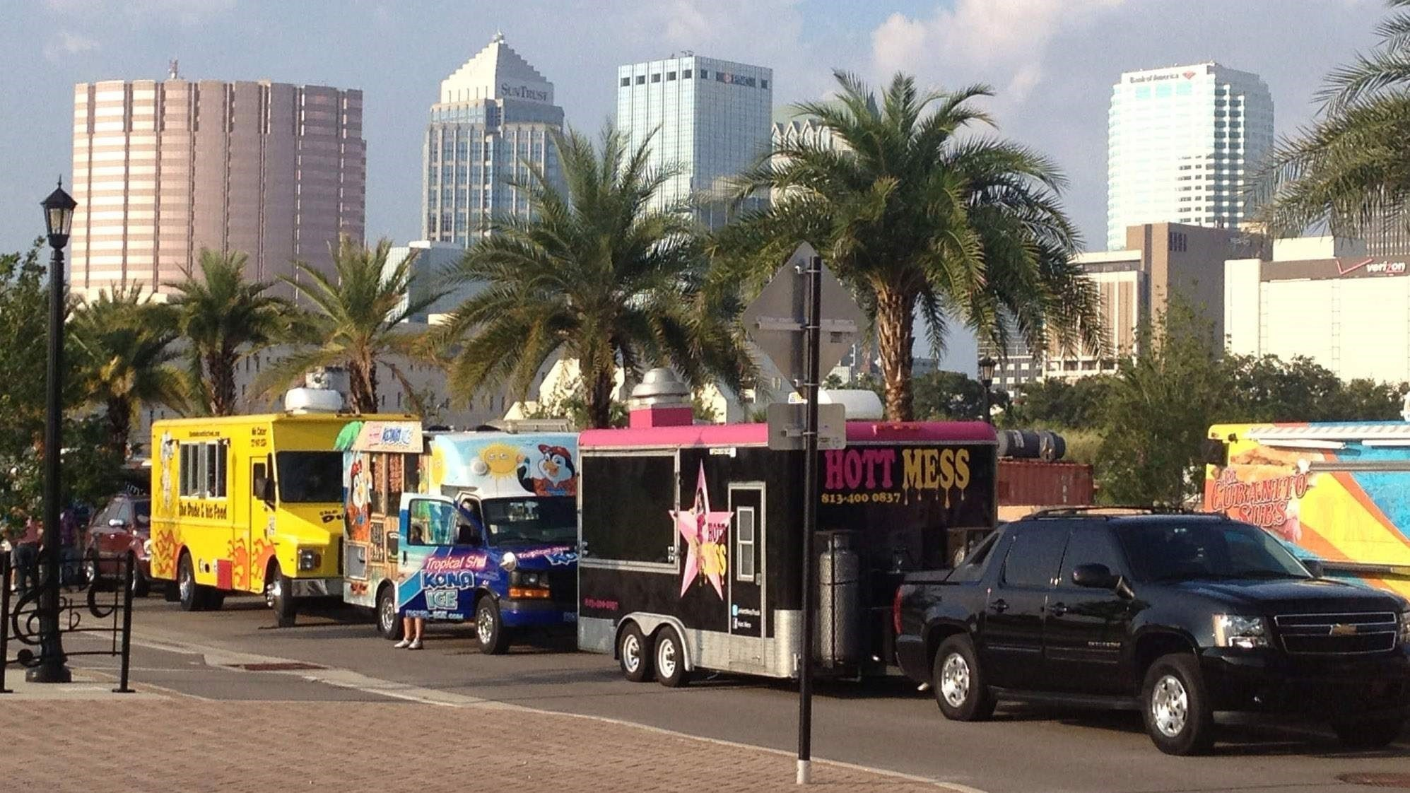 how to open a food truck in florida