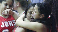 Photo Gallery: Tough loss for Burroughs girls basketball in CIF semifinal against West Torrance