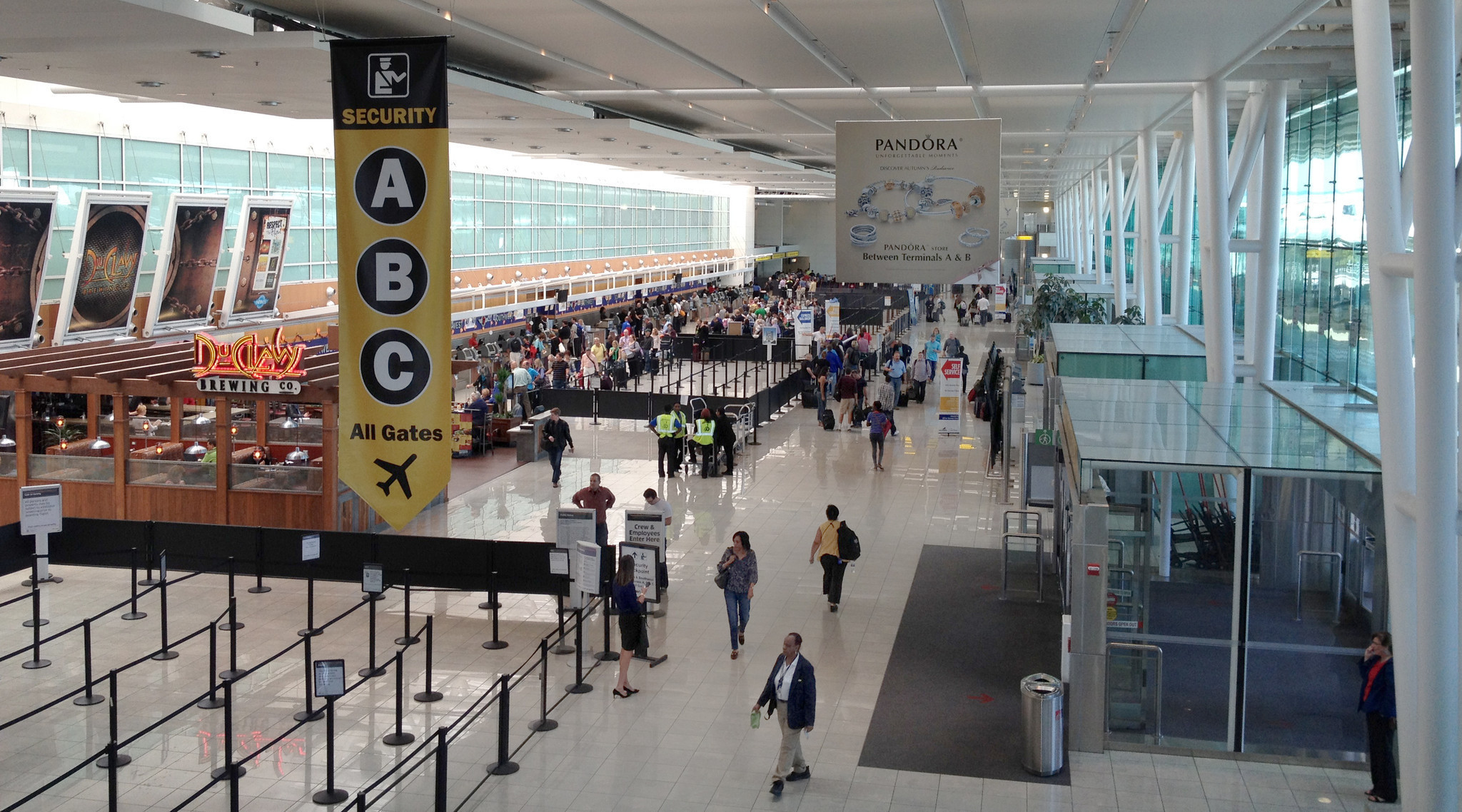 105 million contract approved for bwi concourse