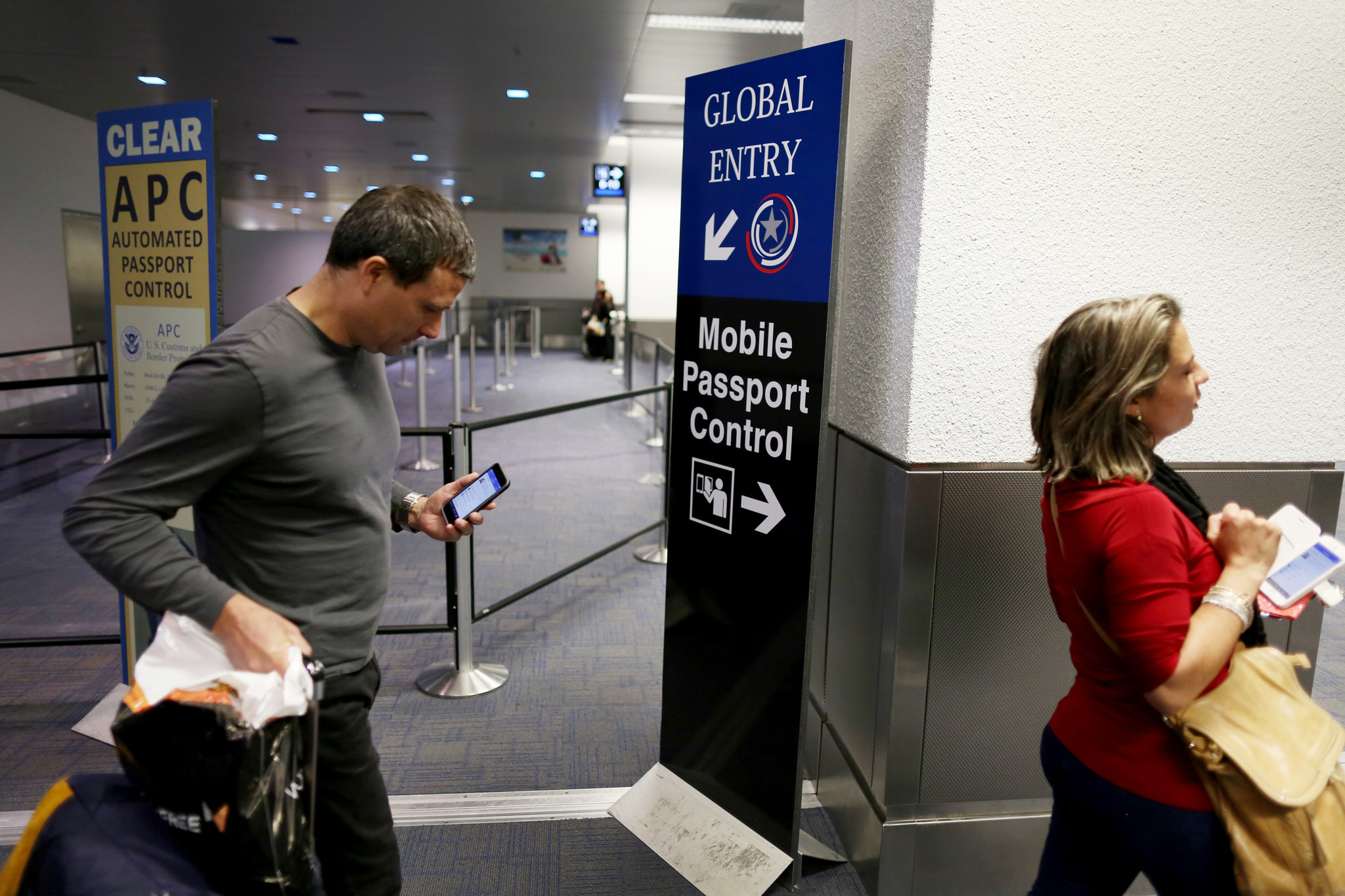 Mobile Passport App Helps Mia Travelers Get Through