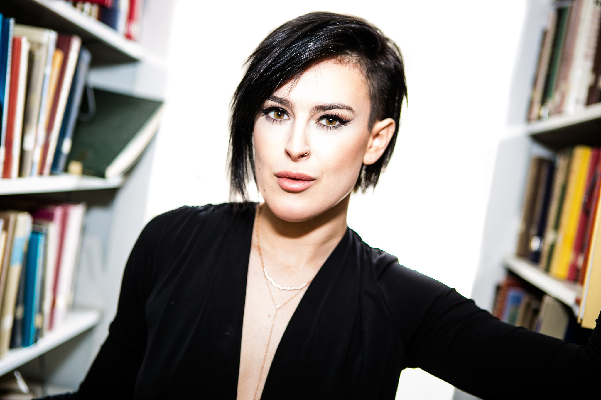 rumer willis on bringing '80s movies to life in 'dear john hughes