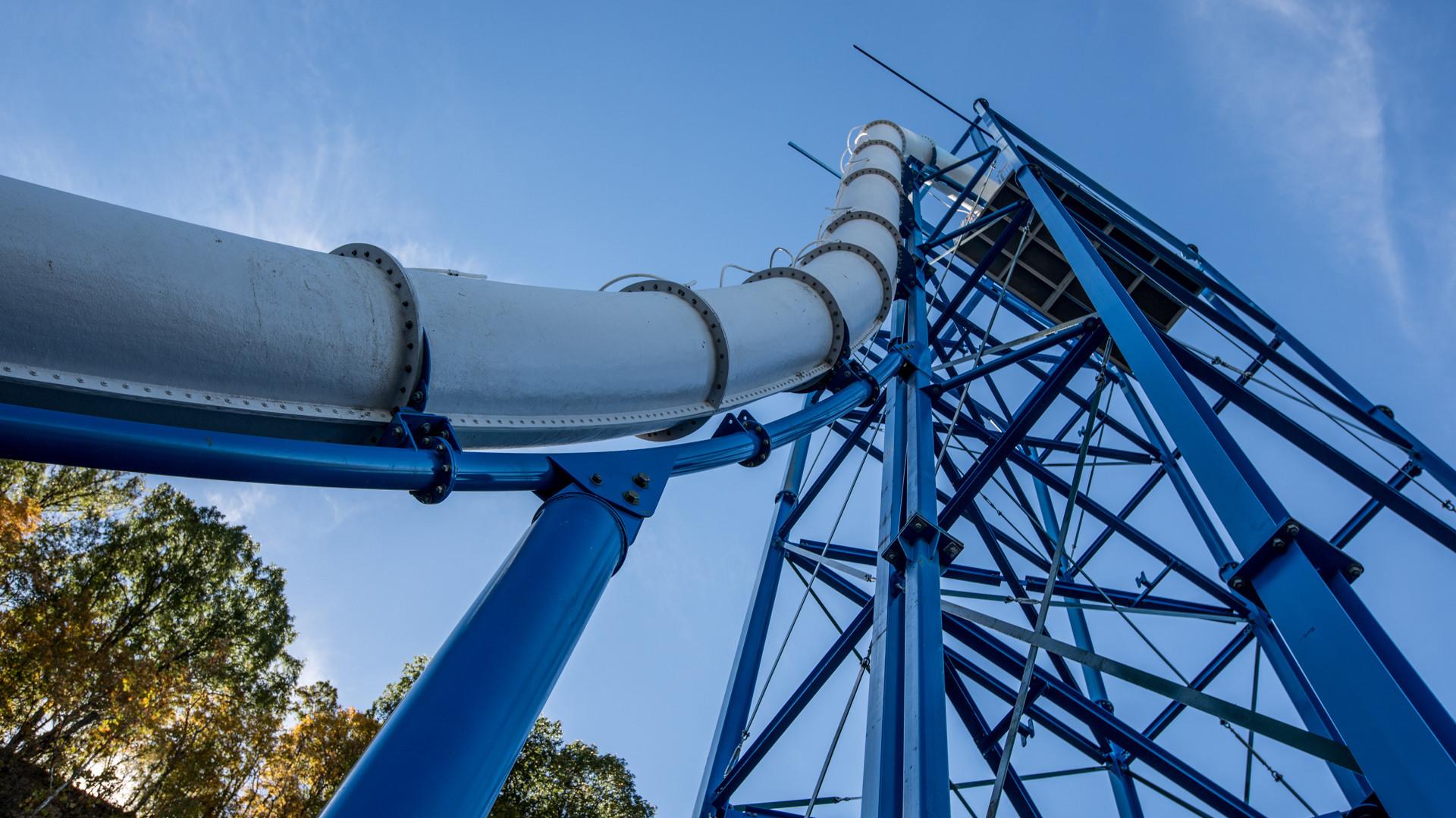 Rocket Water Slide Water Slide Planned For