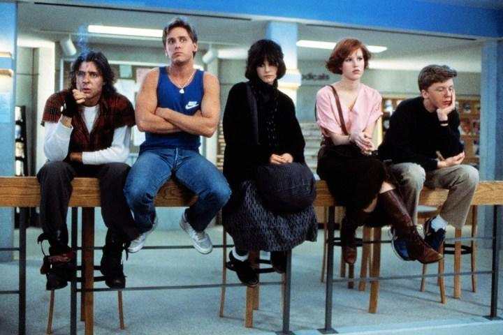 "A scene from the 1985 film ""The Breakfast Club."" (Universal Pictures)"