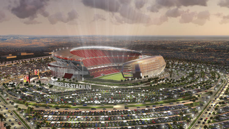 Greater Los Angeles Region Projects And Developments