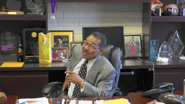 Herb Wesson (Gina Ferazzi / Los Angeles Times)