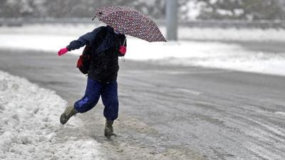 Winter weather advisory issued; Peninsula could get 1-2 inches snow/sleet