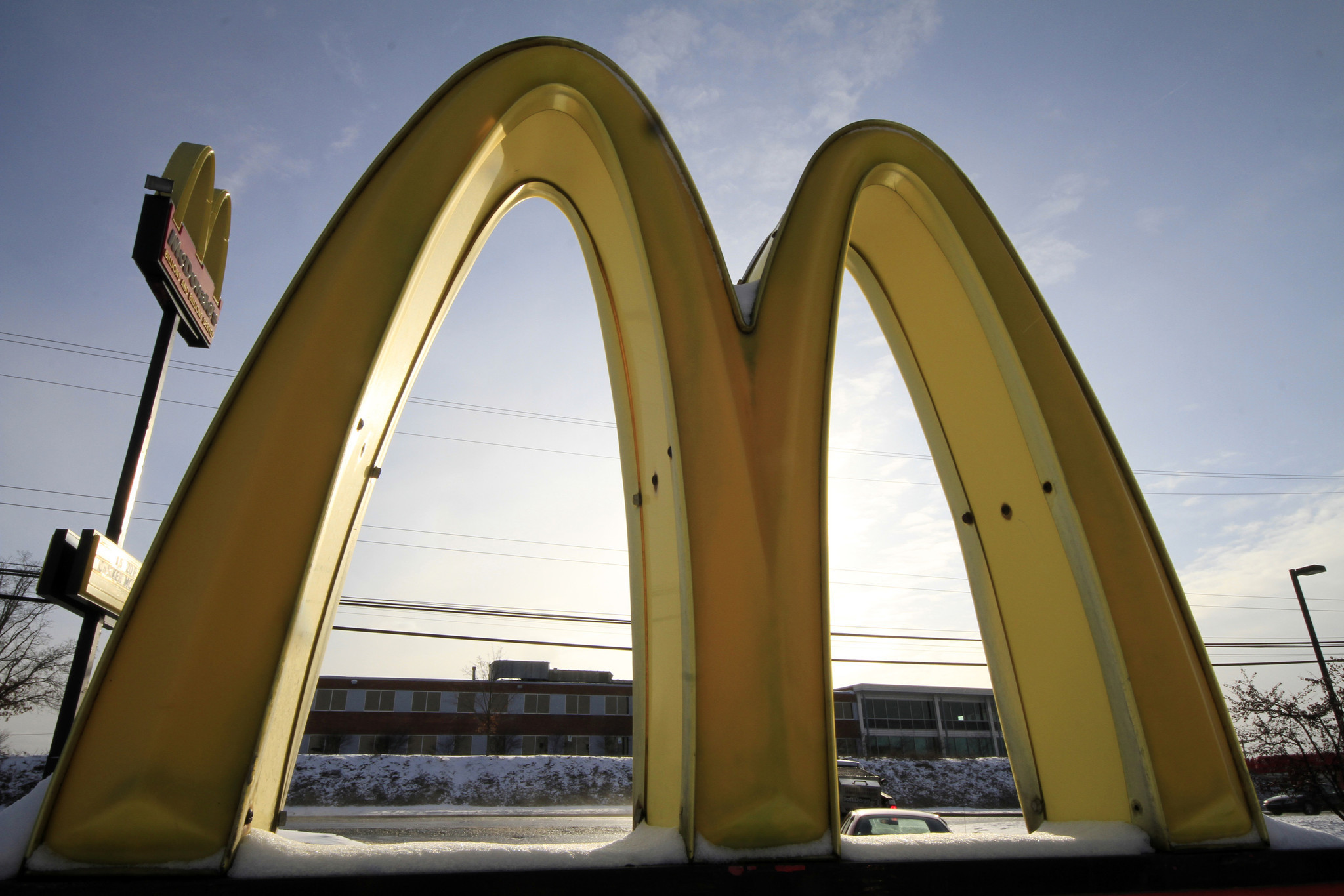 McDonald's executives see 'urgent need for reset ...