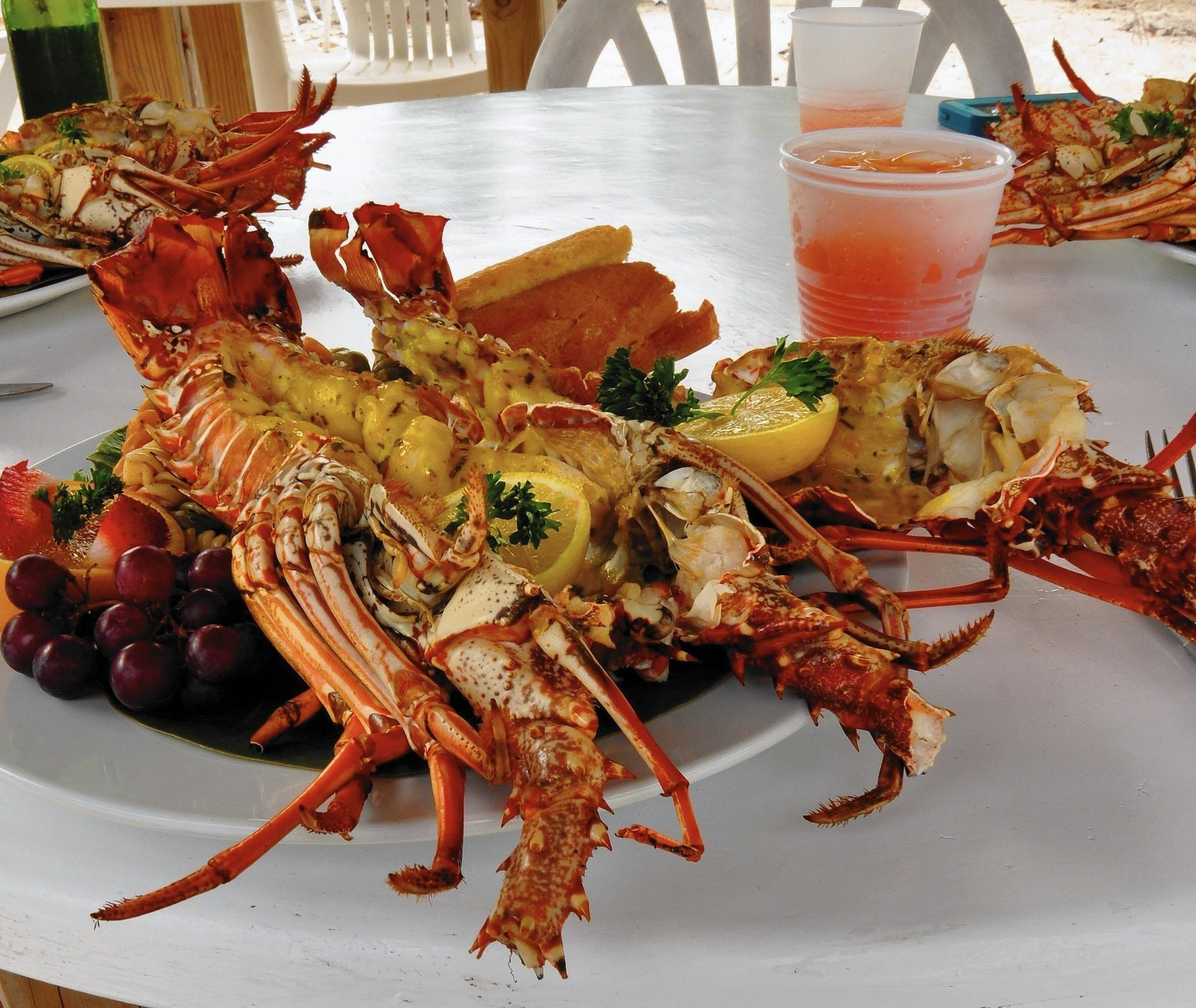Tiny caribbean isle has become a culinary powerhouse for Anguille cuisine