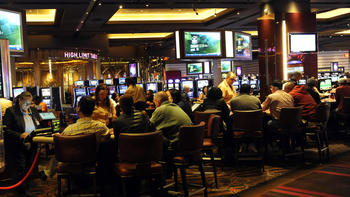Nevada gambling required payout reel power slot machines