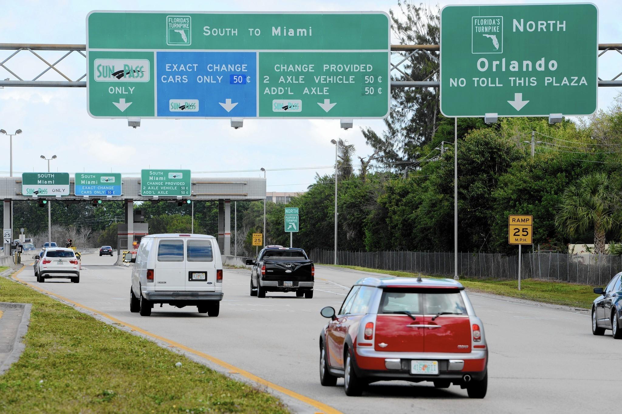 Fl Turnpike Exits West Palm Beach