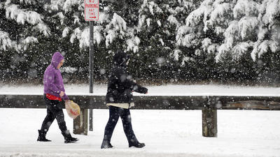 Additional snow days will eat into spring break